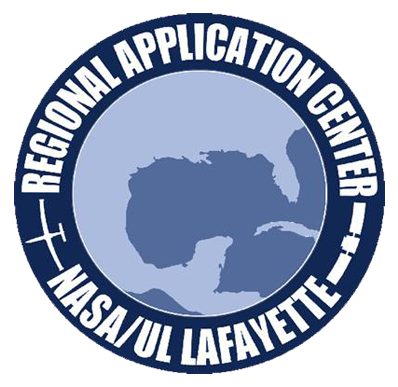 Regional Application Center  UL Lafayette logo